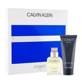Calvin Klein Eternity For Men woda toaletowa  50 ml + Żel pod prysznic 100 ml
