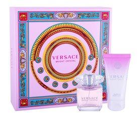 Versace Bright Crystal woda toaletowa 30 + 50ml Balsam