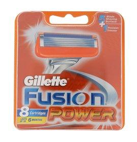 Gillette Fusion Power wkład do maszynki 8 szt.