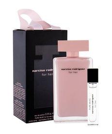 Narciso Rodriguez For Her woda perfumowana 100 ml + Edp Pure Musc 10 ml