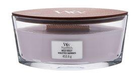 WoodWick Wild Violet Świeczka zapachowa 453,6 g