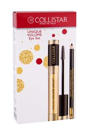 Collistar Volume Unico Tusz do rzęs 13 ml + Kredka do oczu Professional Eye Pencil 1,2 g Black