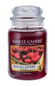 Yankee Candle Black Cherry Świeczka zapachowa 623 g