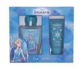 Disney Frozen II woda toaletowa 100 ml + Żel pod prysznic 75 ml