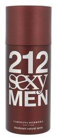 Carolina Herrera 212 Sexy Men Dezodorant 150 ml
