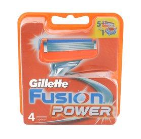 Gillette Fusion Power wkład do maszynki 4 szt.