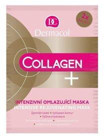 Dermacol Collagen+ Maseczka do twarzy 2x8 g