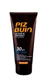 PIZ BUIN Active & Protect SPF30 Preparat do opalania ciała 100 ml