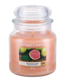 Yankee Candle Delicious Guava Świeczka zapachowa 411 g