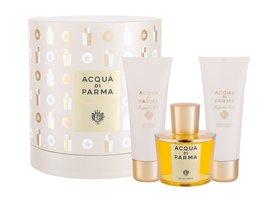 Acqua di Parma Magnolia Nobile woda perfumowana 100 ml + Krem do ciała 75 g + Żel pod prysznic 75 ml
