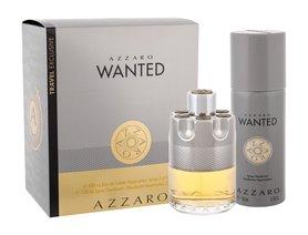 Azzaro Wanted woda toaletowa 100 ml + Dezodorant 150 ml