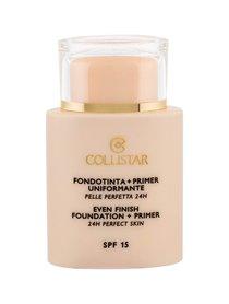Collistar Evening Foundation + Primer SPF15 Podkład 1 Ivory 35 ml