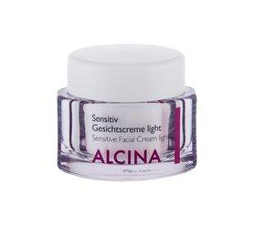 ALCINA Sensitive Facial Cream Light Krem do twarzy na dzień 50 ml