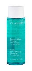 Clarins Gentle Eye Make-Up Remover Płyn do demkijażu oczu wrażliwych 125 ml