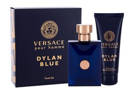 Versace Pour Homme Dylan Blue woda toaletowa 100 ml + Żel pod prysznic 100 ml