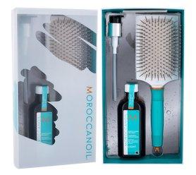 Moroccanoil Treatment Light Olejek do włosów + Szczotka 1 szt