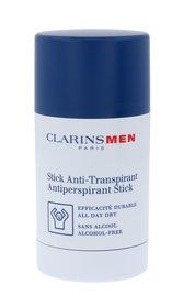 Clarins Men Body Antiperspirant Stick Antyperspirant 75 g