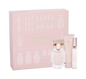 HUGO BOSS Boss The Scent For Her woda perfumowana 50ml + 7,4ml Edp + 50ml Balsam