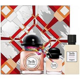 Hermes Twilly d´Hermes Eau de Poivrée woda perfumowana 50 ml + Mleczko do ciała 40 ml + Edp 7,5 ml