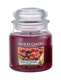 Yankee Candle Black Cherry Świeczka zapachowa 411 g