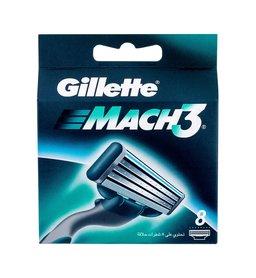 Gillette Mach3 Wkład do maszynki 8 szt