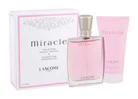 Lancôme Miracle woda perfumowana 50 ml + balsam 50ml