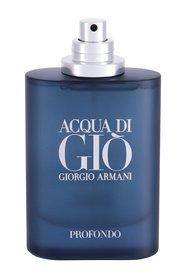 Giorgio Armani Acqua di Gio Profondo woda perfumowana 75 ml Flakon