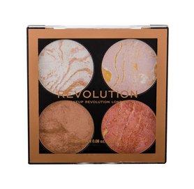 Makeup Revolution London Cheek Kit Rozświetlacz Odcień Take A Breather  8,8 g