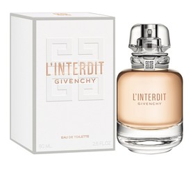 Givenchy L'Interdit woda toaletowa 80 ml