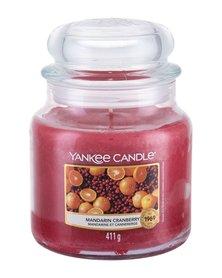 Yankee Candle Mandarin Cranberry Świeczka zapachowa 411 g