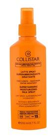 Collistar Special Perfect Tan SPF15 Spray Mleczko do opalania ciała 200 ml