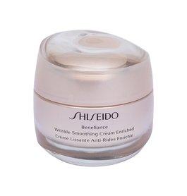 Shiseido Benefiance Wrinkle Smoothing Cream Enriched Krem do twarzy na dzień 50 ml