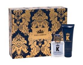Dolce&Gabbana K woda toaletowa 50 ml + Balsam po goleniu 75 ml