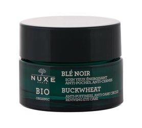 NUXE Bio Organic Eye Care Buckwheat Krem pod oczy 15 ml