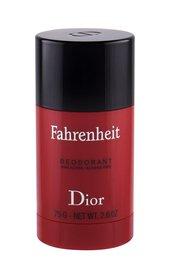 Christian Dior Fahrenheit Dezodorant w sztyfcie 75 ml