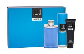 Dunhill Desire  Blue woda toaletowa 100 ml + Żel pod prysznic 90 ml + Dezodorant 195 ml