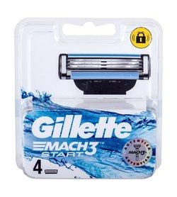 Gillette Mach3 Start Wkład do maszynki 4 szt