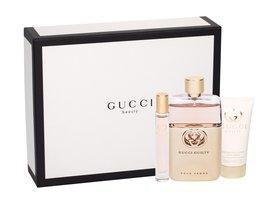 Gucci Gucci Guilty woda perfumowana  90 ml + Mleczko do ciała 50 ml + Edt 7,4 ml