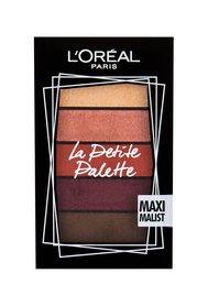 L´Oréal Paris La Petite Palette Cienie do powiek Odcień Maximalist 4 g