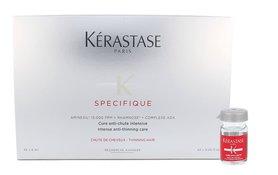 Kérastase Spécifique Cure Anti-Chute Intensive Aminexil Serum do włosów przeciw wypadaniu włosów 252 ml