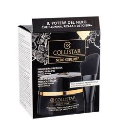 Collistar Nero Sublime Sublime Black Precious Maseczka do twarzy 50 ml