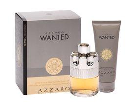 Azzaro Wanted woda toaletowa 100 ml + Żel pod prysznic 100 ml