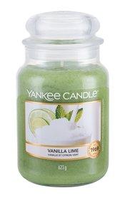 Yankee Candle Vanilla Lime Świeczka zapachowa 623 g