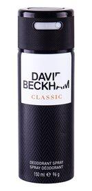David Beckham Classic Dezodorant w sprayu 150 ml