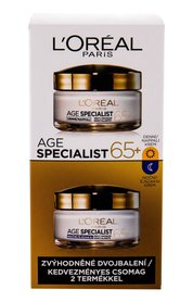 L´Oréal Paris Age Specialist Krem do twarzy na dzień 50 ml + noc 50 ml