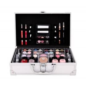 Makeup Trading Schmink Set Alu Case Kuferek do makijażu Zestaw 74,6 g