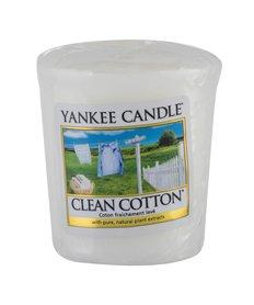 Yankee Candle Clean Cotton Świeczka zapachowa 49 g