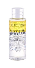L´Occitane Cleansers Eye & Lips Bi-Phase Płyn dwufazowy do demakijażu oczu 100 ml