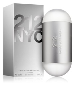 Carolina Herrera 212 NY woda toaletowa 100 ml