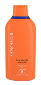 Lancaster Sun Beauty SPF50 Comfort Milk Mleczko do opalania ciała 400 ml